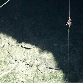 Goa Vertikal Terdalam Se Jawa