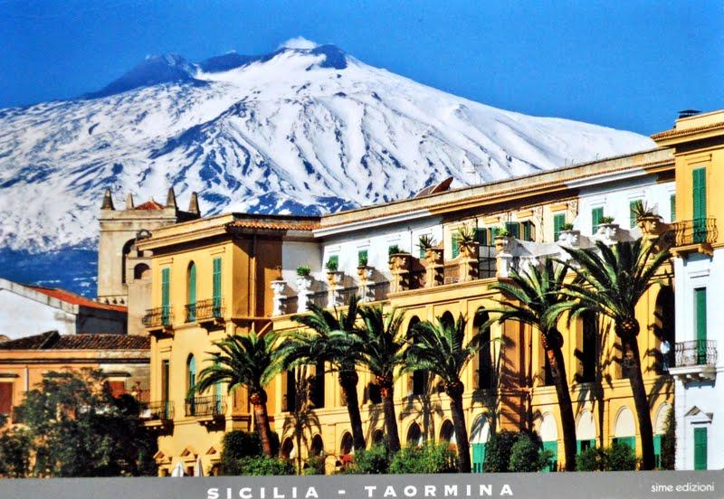 sycylia wulkan