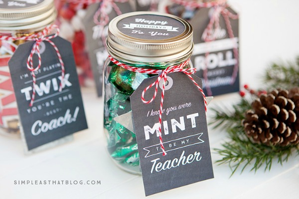 Mason Jar Gift Ideas - Featured