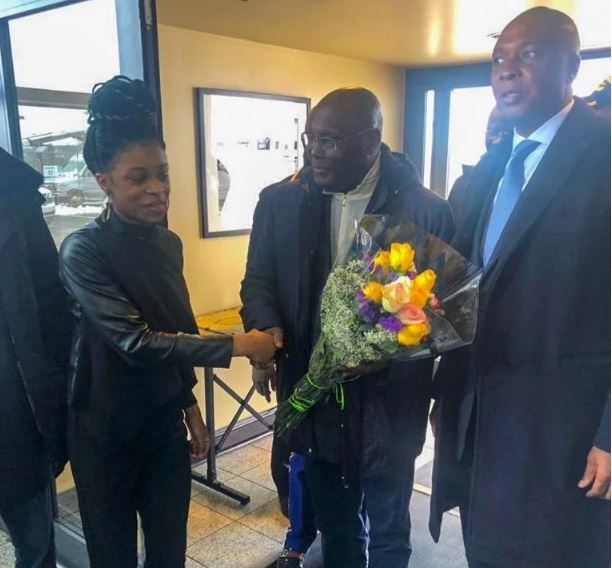 Atiku visits USA
