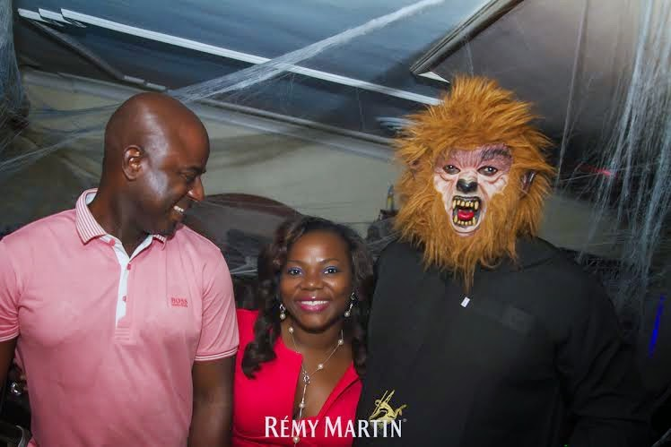 g Pics from all the scary fun at The Club With Remy Halloween edition