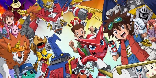 Digimon Xros Wars Subtitle Indonesia