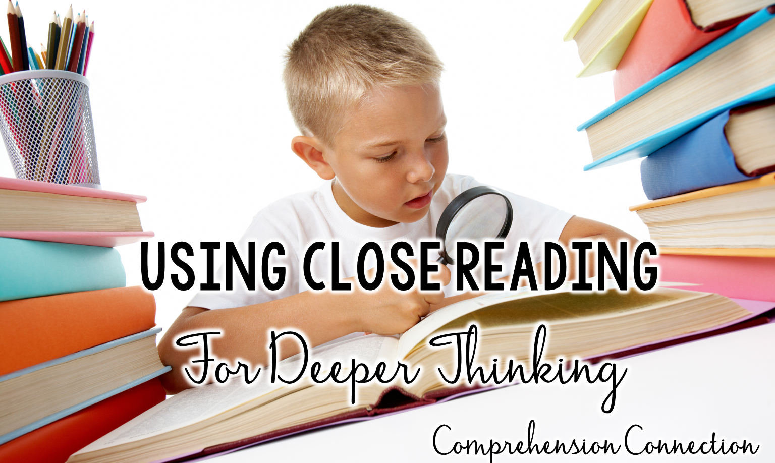 This post explains close reading and the benefits of using it. Perfect for those getting started. Free handout and links to resources.