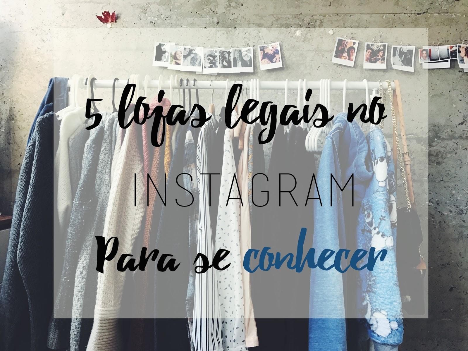 47a004124 Tempestarei: 5 lojas legais no instagram para conhecer e amar