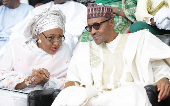 Aisha Buhari doesn't belong to the kitchen, she is the epitome of the modern woman - Bishop Magic