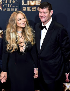 Billionaire James Packer dumps Mariah Carey