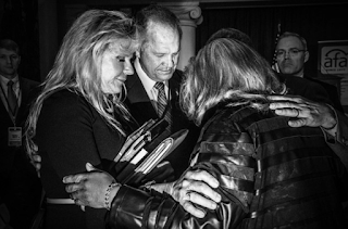 New Yorker: The Moore Campaign has overstated the support from evangelical pastor