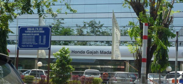 Alamat dan Nomor Telepon Bengkel Resmi Mobil Honda Gajah Mada Semarang