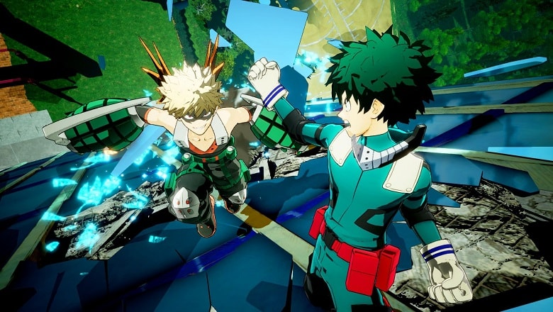 My Hero Ones Justice Free Download