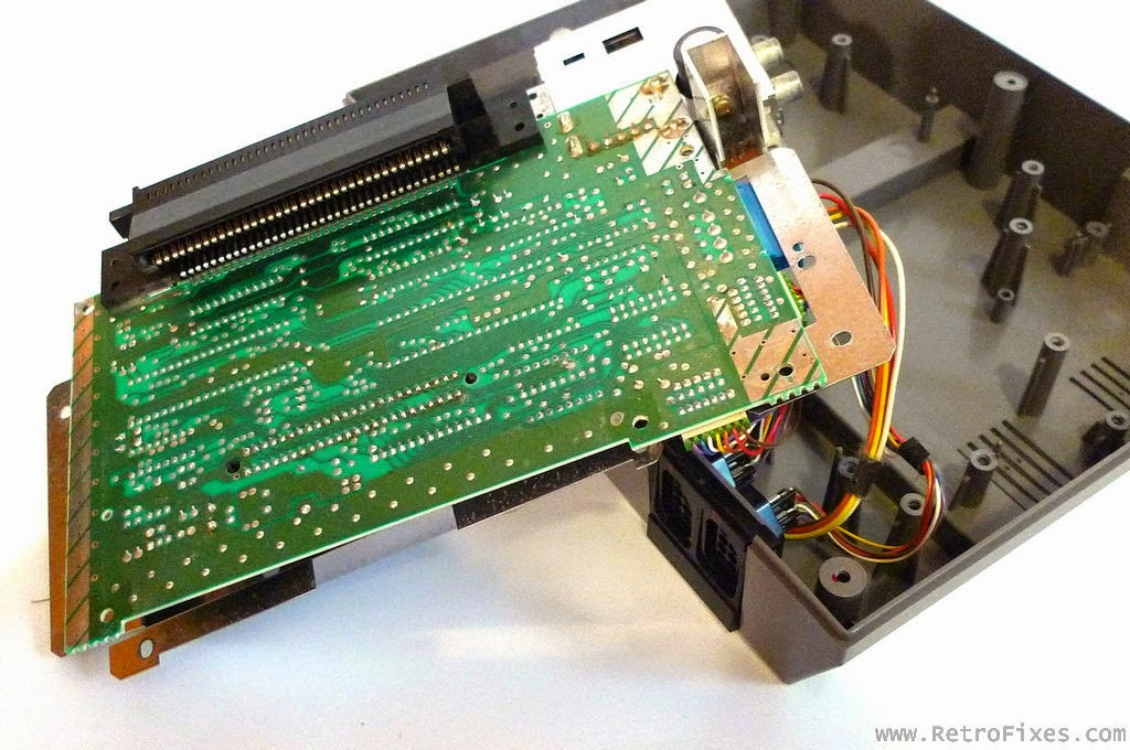 Fix The Blinking Nes: 72 Pin Cleaning | RetroFixes