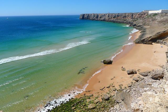 Альгарве-пляжи