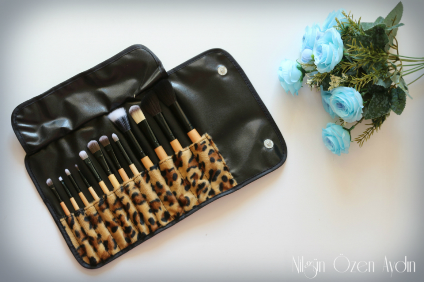 alışveriş-makyaj fırçaları-makyaj fırça seti-clutch