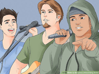 How to Become a Recording Artist