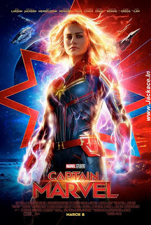 Captain Marvel First Look Poster