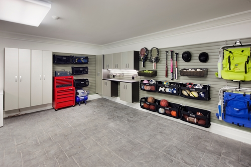 How to build a garage gym and achieve your fitness goals