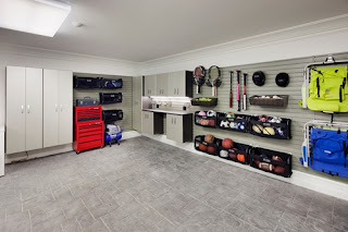 How to build garage gym
