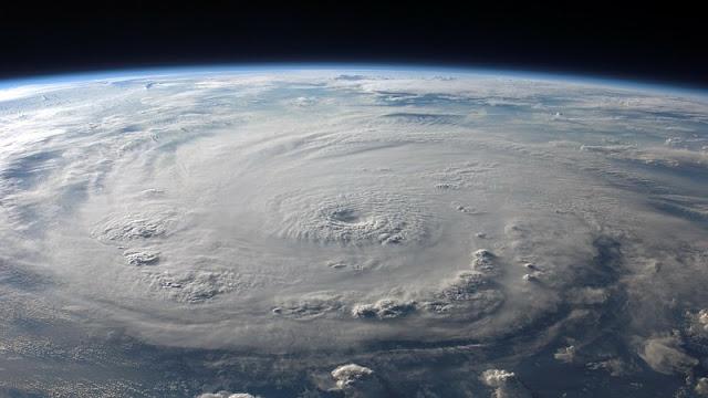 ilustrasi perubahan iklim yang terjadi di Bumi