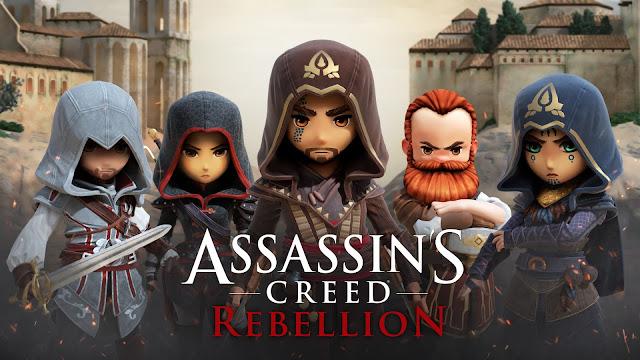 Assassin's Creed Rebellion APK OBB