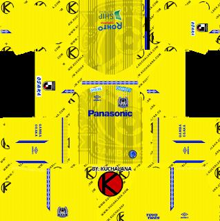 Gamba Osaka 2019 Kit - Dream League Soccer Kits