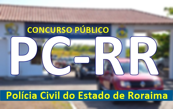 Apostila Concurso PCRR - Polícia Civil-RR