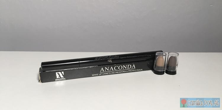 recebidos anaconda