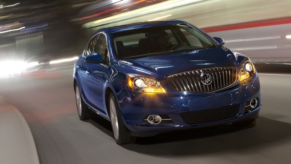 2013 Buick Verano Turbo Price