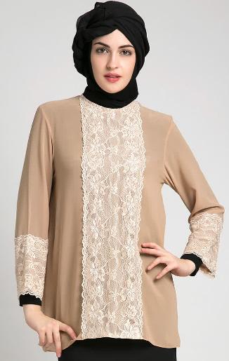 Model Baju Kebaya Muslim Modis Untuk Ibu Hamil