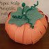 Fall Crafts: Paper Strip Pumpkin