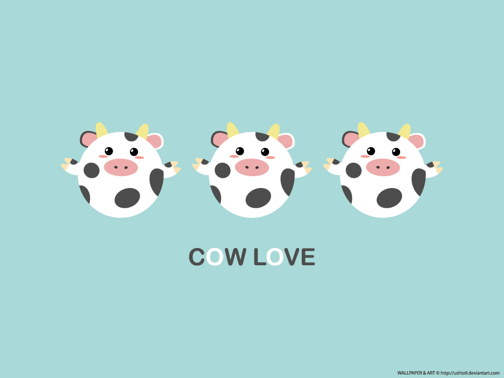 cow wallpaper by uberspot - photo #24
