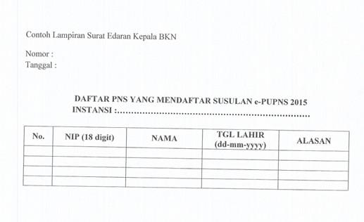 Registrasi Nasional Bkn Bkn Blocking Layanan Kepegawaian Kepada 93721 Pns Yang Bkn Memberikan Kesempatan Kedua Kepada 106038 Pns Yang Belum