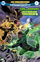 DC Renascimento: Hal Jordan e a Tropa dos Lanternas Verdes #9