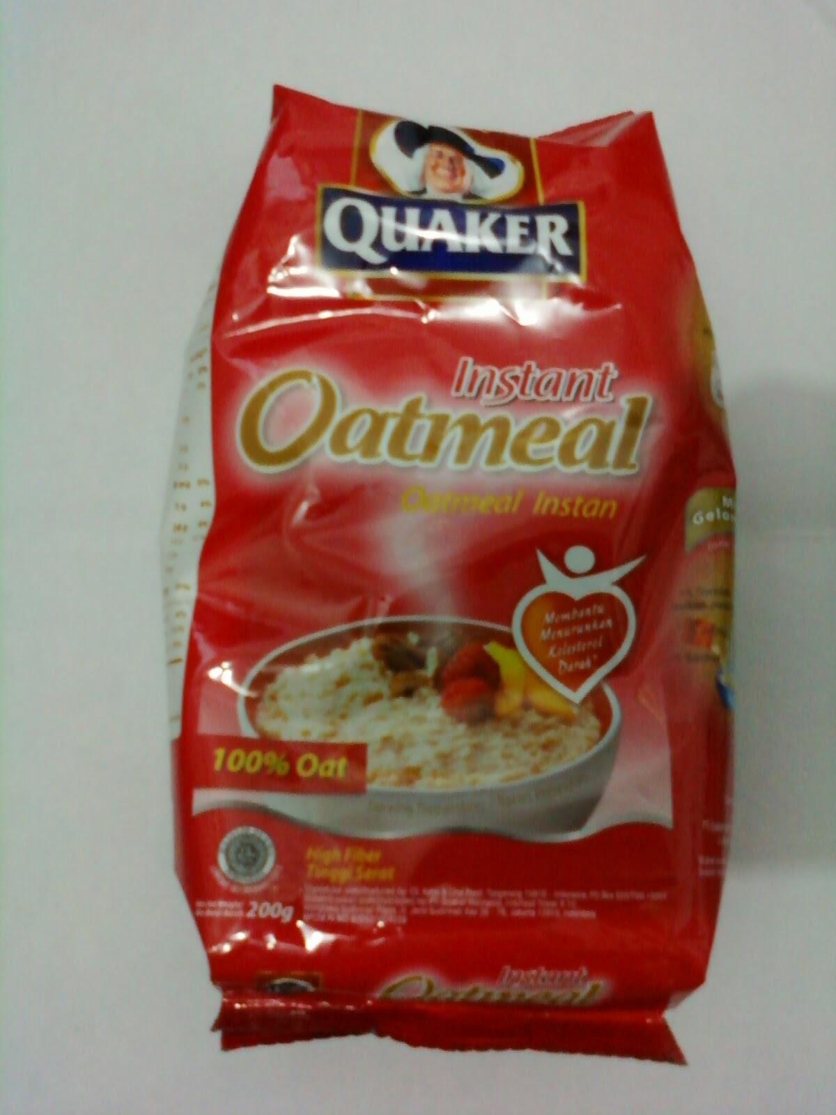 Harga Quaker Oat Terbaru dan Manfaatnya