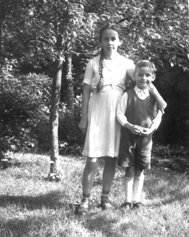 Betzinger Portfolio: Bruder und Schwester
