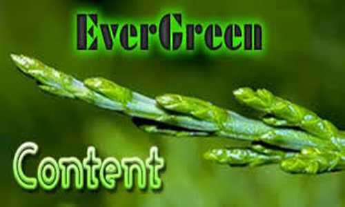 Tips Membuat Konten Evergreen