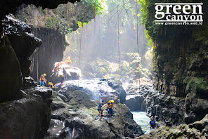 Green Canyon si Hijau Tosca