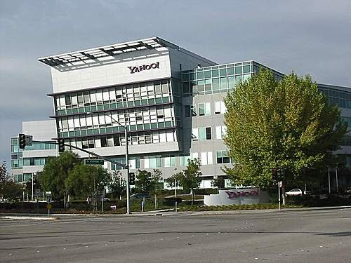 Yahoo Corporate Office Headquarters HQ