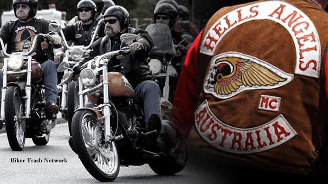 Biker Trash Network • Outlaw Biker News : Hells Angels MC associate