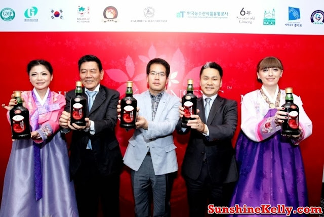 K-Ginseng, K-Ginseng Red Ginseng Extract Tonic, K-Ginseng in Malaysia, Cheon gyeong sam, korean ginseng, health, korea, k-ginseng launch