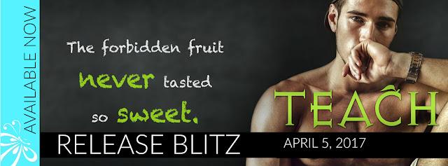 Release Blitz: Teach by Jillian Quinn
