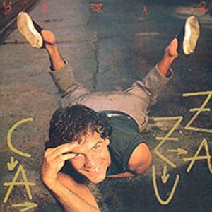 """Capa do disco """"Só Se For a Dois"""", lançado por Cazuza em 1987"""
