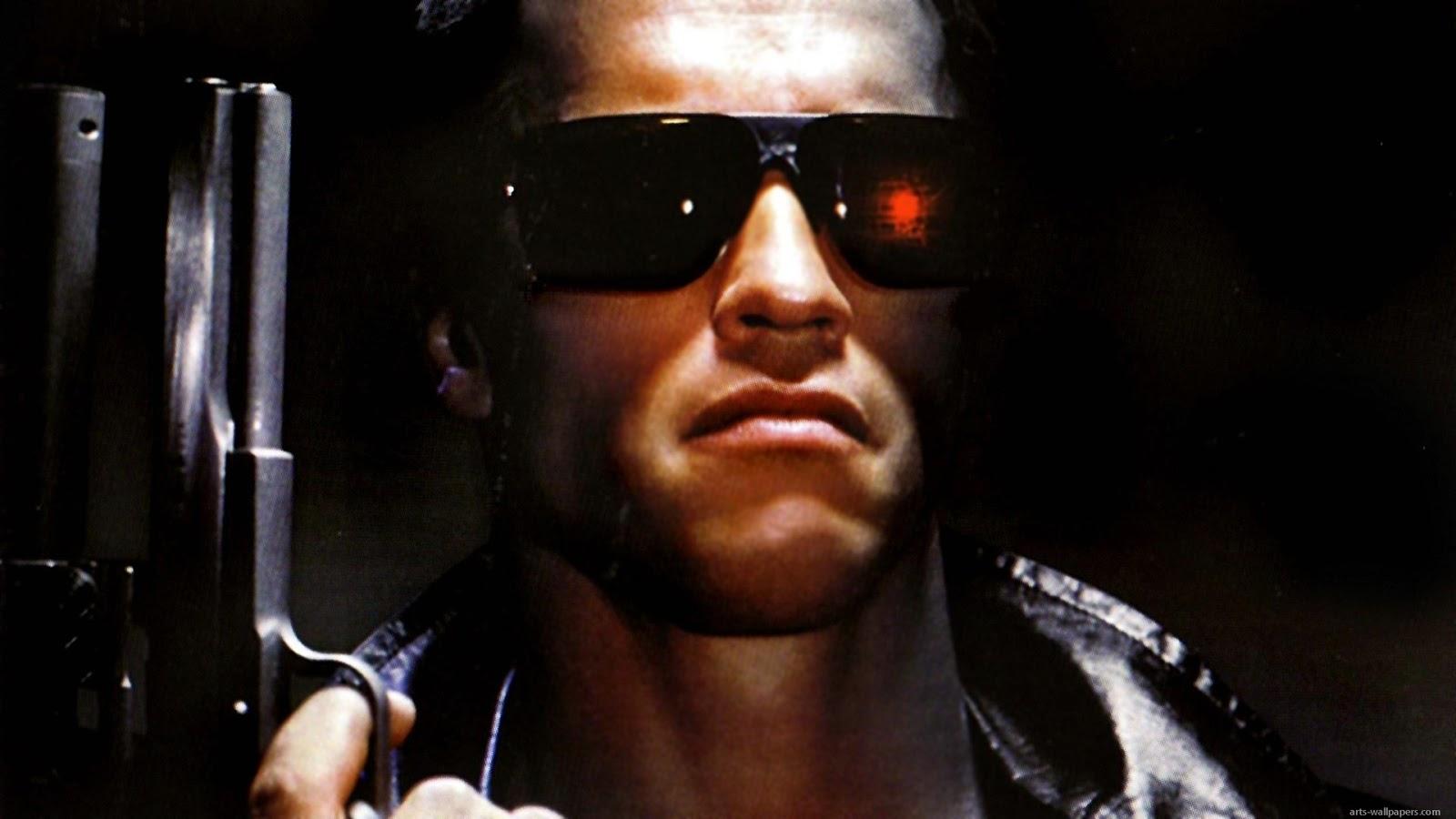 Imágenes En Movimiento The Terminator Máquinas En Pie De
