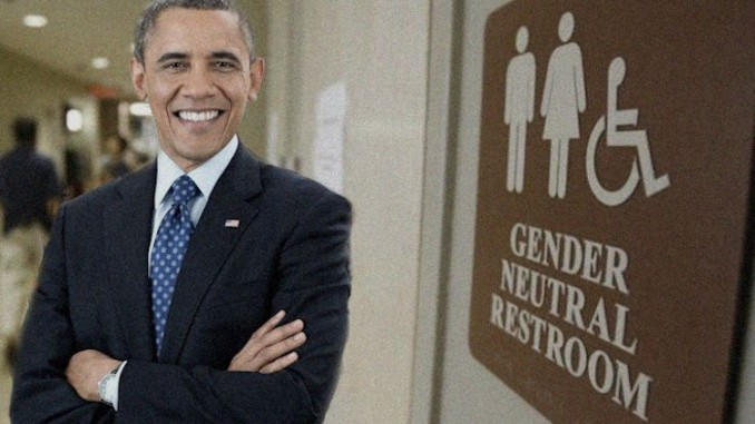 Read My Mind Obama Wants Transgender Washrooms And Showers In All The Schools
