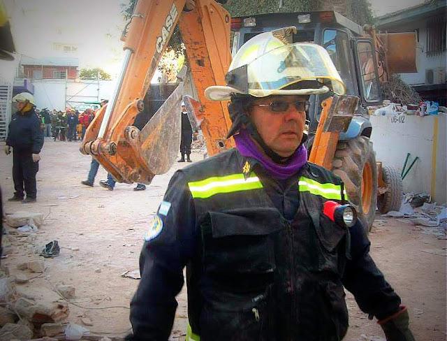 Daniel Montes (Jefe del Cuartel)