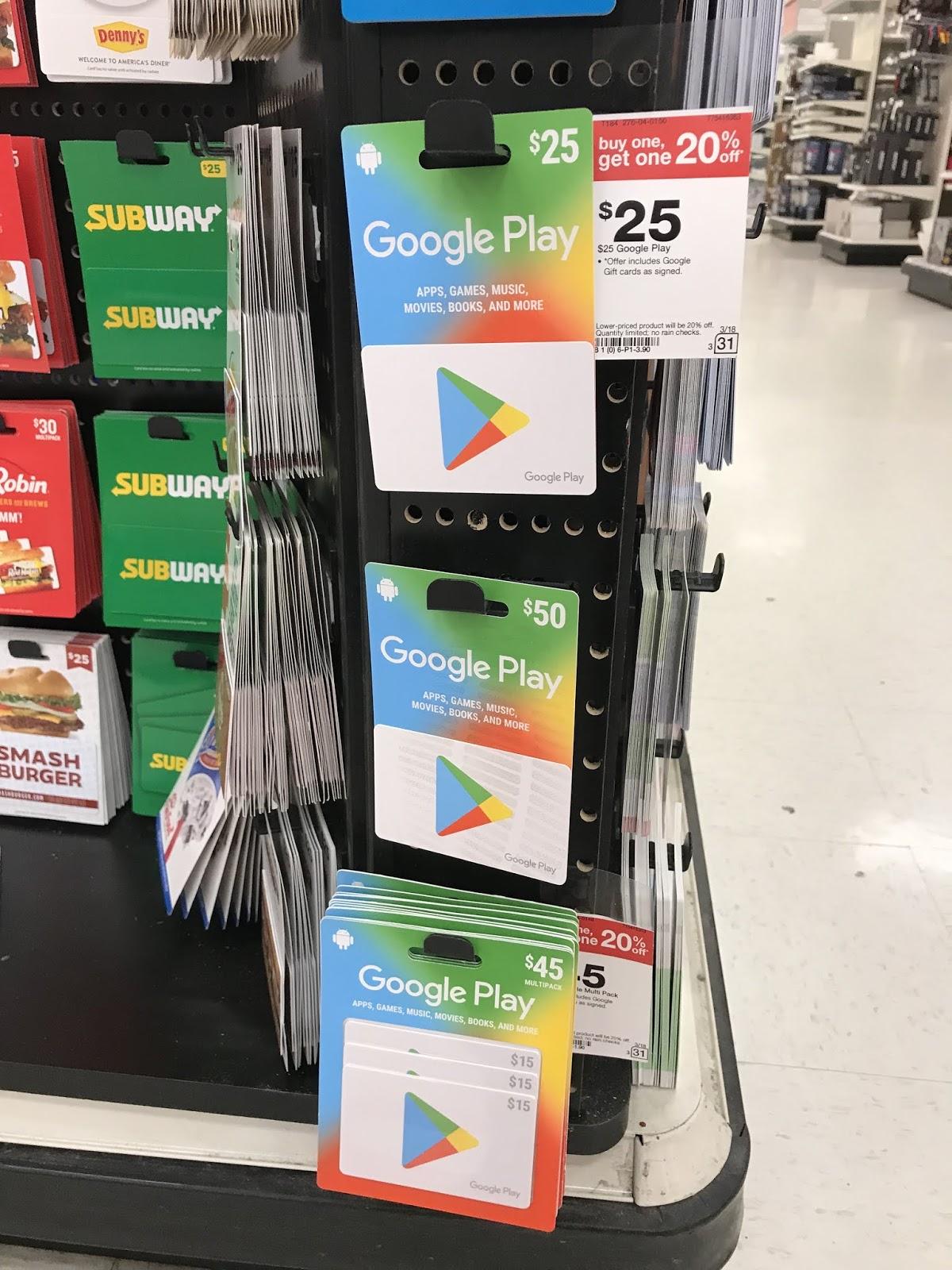 Thẻ Chplay gift card 25$ hệ usa là thẻ dùng để nạp tiền cho tài khoản  chplay của google store us để mua các ứng dụng, games, phần mềm,… có phí  trên ...