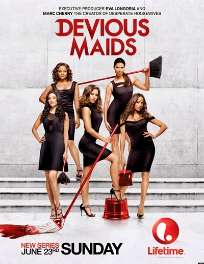 Devious Maids Temporada 1 Latino Completa