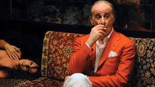 Toni Servillo as Jep Gambardella in The Great Beauty, Directed by Paolo Sorrentino