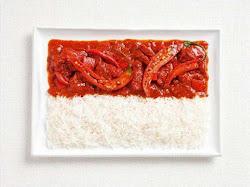 WOW! 15 Bendera Ini Terbuat Dari Makanan Khas Berbagai Negara