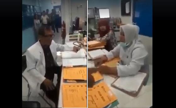 Video Viral! Keluarga Ngamuk Karena Dokter dan Perawat Tak Tahu Pasien Sudah Meninggal