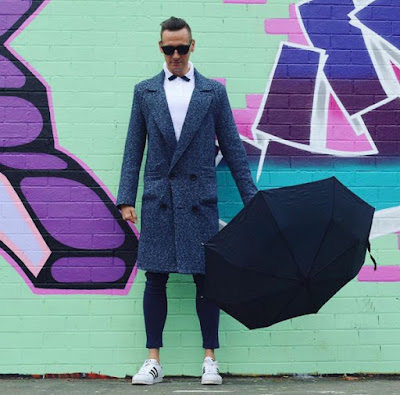 Men's style guide Melbourne
