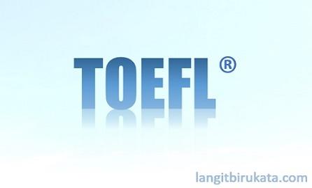Mengenal TOEFL lebih dekat